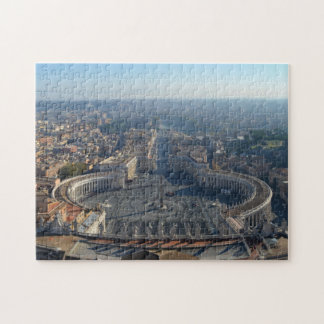 St. Peter square Jigsaw Puzzle