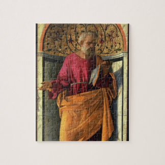 St. Peter (tempera on canvas) Jigsaw Puzzle