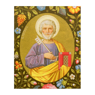 St. Peter the Apostle (PM 07) Acrylic Wall Art
