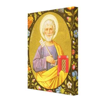 St. Peter the Apostle (PM 07) Canvas Print