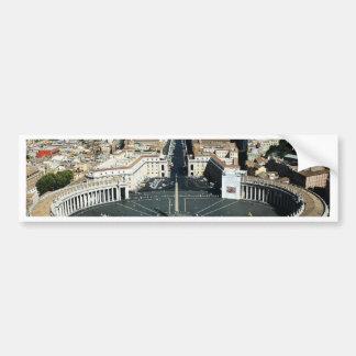 St. Peter's Basilica Bumper Sticker
