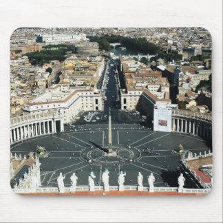 St. Peter's Basilica Mousepad