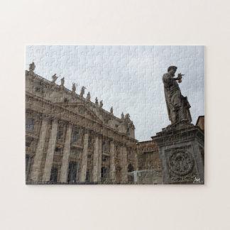 St. Peter's Basilica Puzzles