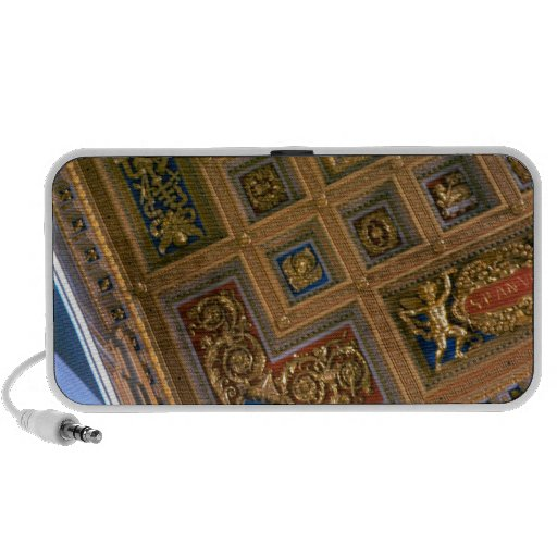 St Peter's Basilica, Rome, under the canopy Portable Speaker