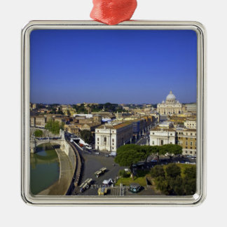 St. Peter's Basilica, State of the Vatican City Christmas Ornament