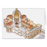 St. Peter's Basilica. Vatican City Rome. Italy Greeting Card
