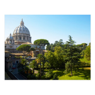 St. Peter's Basilica, Vatican City, Rome, Italy Post Cards
