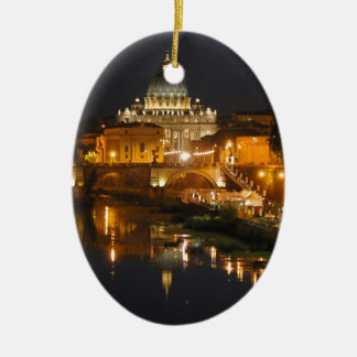 St. Peter's Basilica - Vatikan - Rome - Italy Christmas Ornament