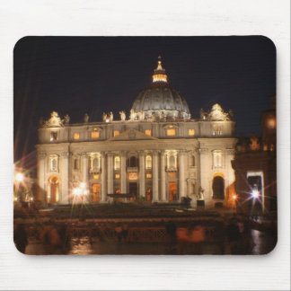 St Peters Basillica, Rome Mouse Pad