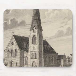 St Peter's Church and parochial residence Mouse Pad
