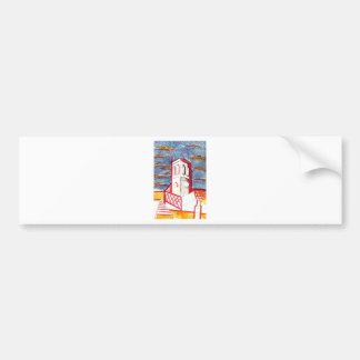 St Peters Church, Brighton Bumper Sticker