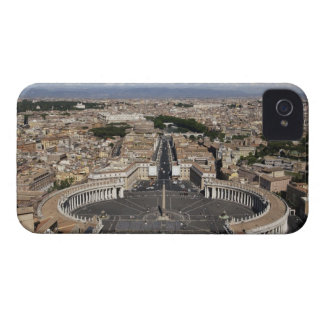St Peters Square, Rome iPhone 4 Case-Mate Case