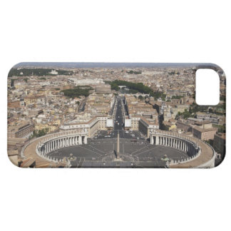 St Peters Square, Rome iPhone 5 Covers