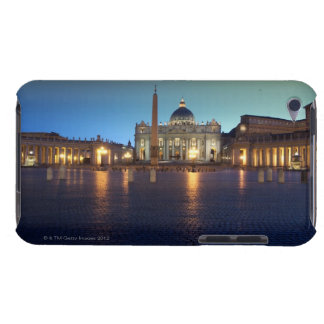 St Peters Square, Rome, Italy iPod Case-Mate Case