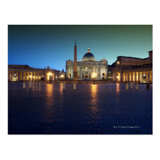 St Peters Square, Rome, Italy Postcards