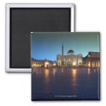 St Peters Square, Rome, Italy Square Magnet