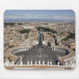 St Peters Square, Rome Mouse Mat