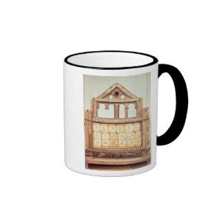 St. Peter's Throne Ringer Mug