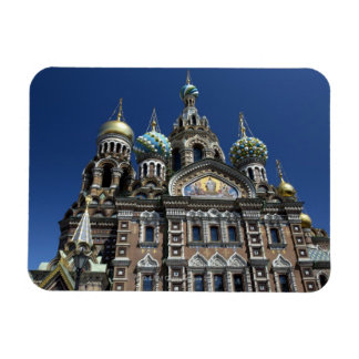 St Petersburg church, Russia Flexible Magnets