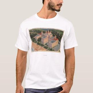 St. Petersburg, Florida - Aerial of Don Ce-Sar T-Shirt
