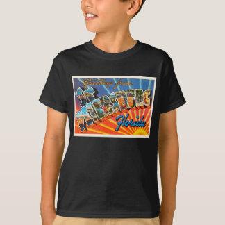 St Petersburg Florida FL Vintage Travel Souvenir T-Shirt