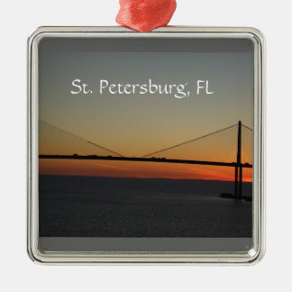 St Petersburg Florida Ornament