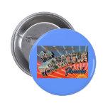 St. Petersburg Florida Pinback Buttons