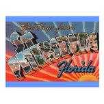 St. Petersburg Florida Post Card