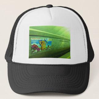 St Petersburg Metro Trucker Hat