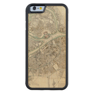 St Petersburg Carved® Maple iPhone 6 Bumper