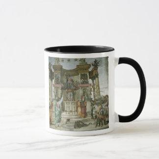 St. Philip Exorcising a Demon, c.1497-1500 Mug