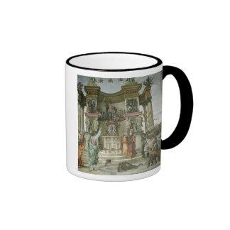 St Philip Exorcising a Demon c 1497-1500 Mugs