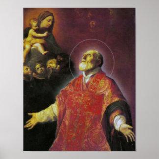 St. Philip Neri Poster