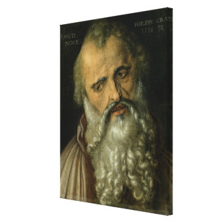 St. Philip the Apostle, 1516 (oil on canvas) Gallery Wrap Canvas