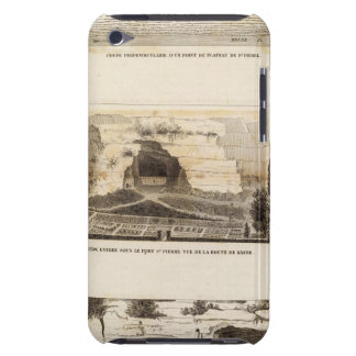 St Pierre Plateau iPod Touch Cover