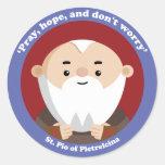 St Pio of Pietrelcina