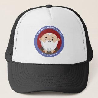 St Pio of Pietrelcina Trucker Hat