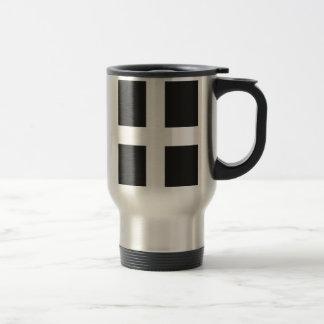 St Piran s Flag Cornwall Kernow Mug