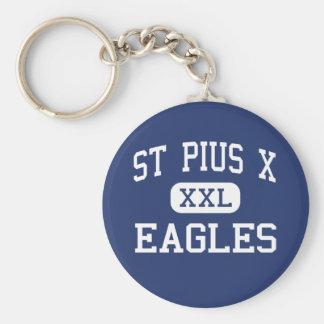 St Pius X - Eagles - High School - Festus Missouri Key Ring