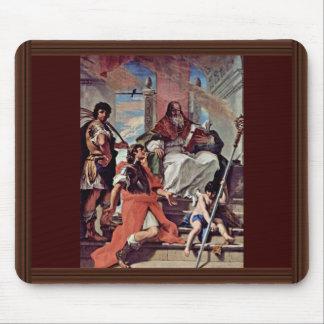 St. Prokulus Saint Firmus And Saint Rusticus Mouse Pads
