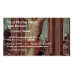 St. Quintinus By Pontormo Jacopo (Best Quality) Business Card