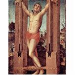 St. Quintinus By Pontormo Jacopo (Best Quality) Photo Sculptures