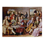 St. Quintinus By Pontormo Jacopo (Best Quality) Post Cards