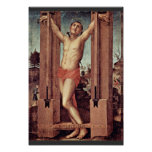 St. Quintinus By Pontormo Jacopo (Best Quality) Posters