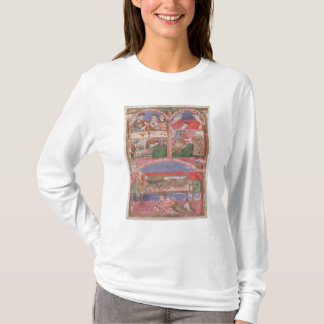 St. Radegund  at the table of Clothar I T-Shirt