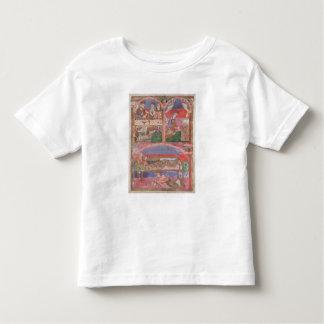 St. Radegund  at the table of Clothar I Toddler T-Shirt