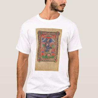 St. Radegund on a throne T-Shirt