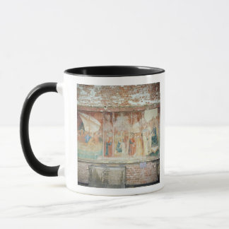 St Ranieri in the Holy Land, mid 14th century Mug