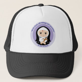 St. Rita of Cascia Trucker Hat