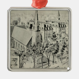 St Rose's Church, Meriden Christmas Ornament